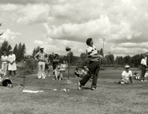 Graeagle Meadows Golf Course - Opening Day