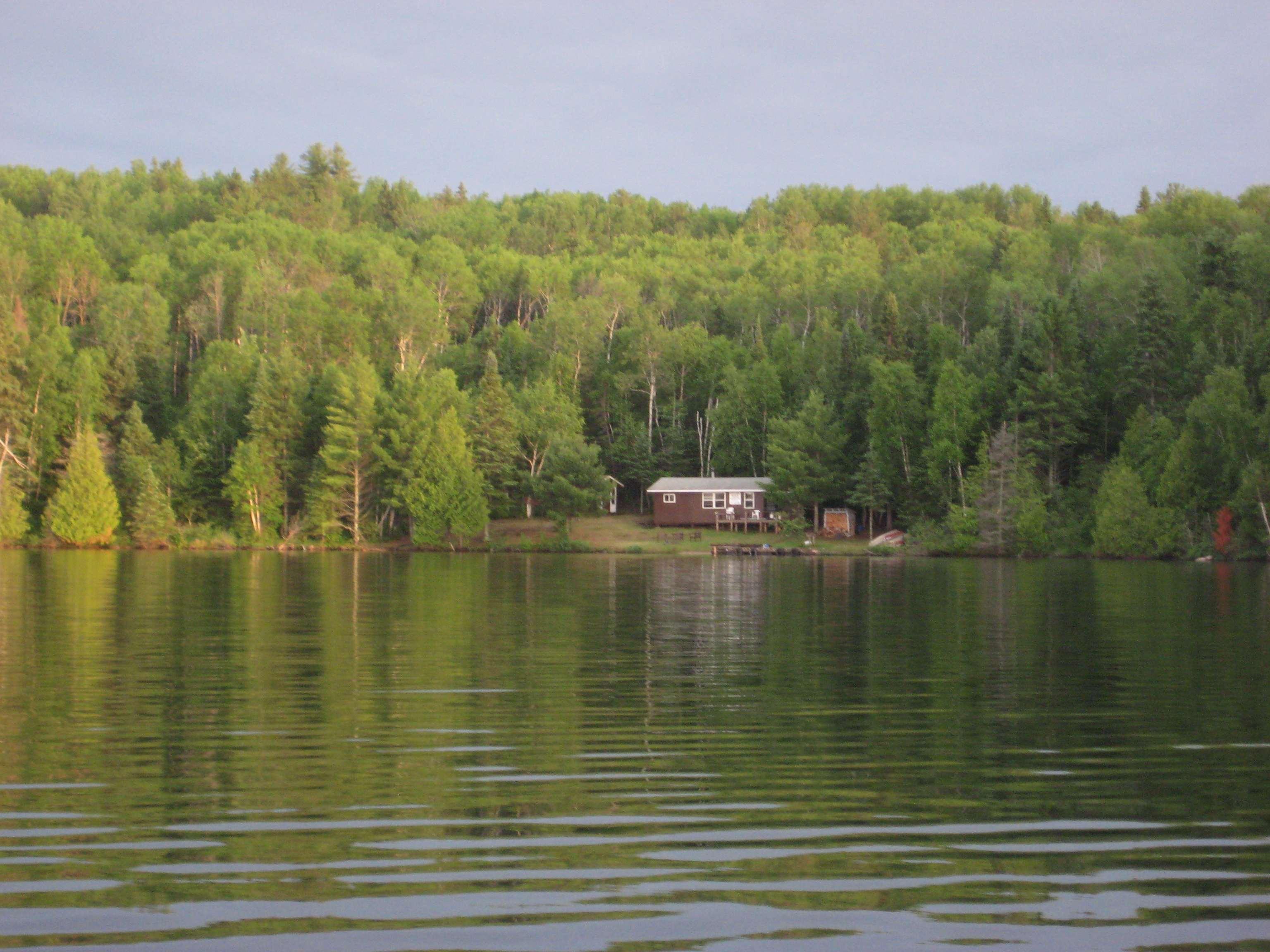 Mountain Home Private Lake Canada