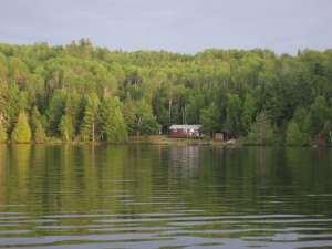 Cabin or Lake House?