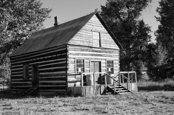 The Original Beckwourth Cabin