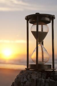 time hour-glass 2